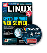 Linux Magazine Cover #107