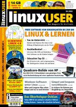 LinuxUser Magazine 09/2009
